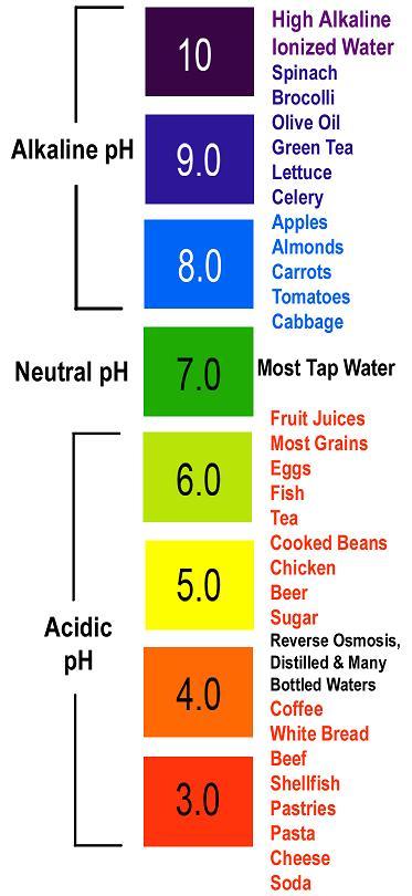 food_ph_scale